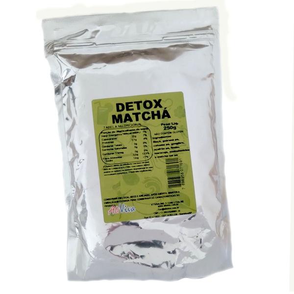 Detox Matchá Solúvel 250g