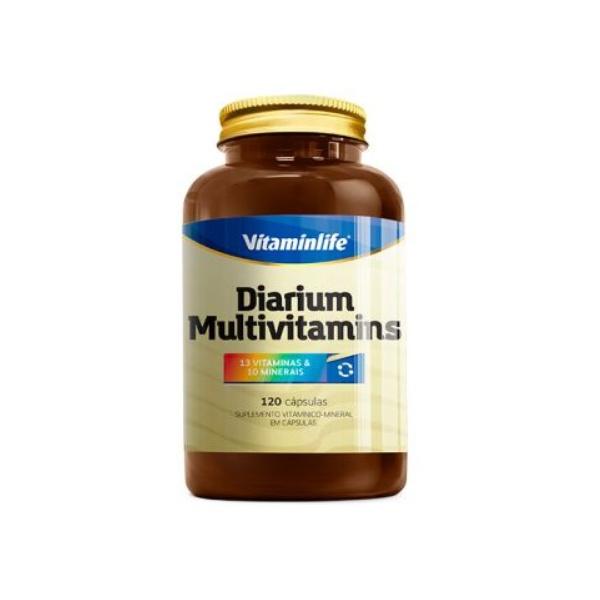 Diarium Multivitamins 120 cápsulas