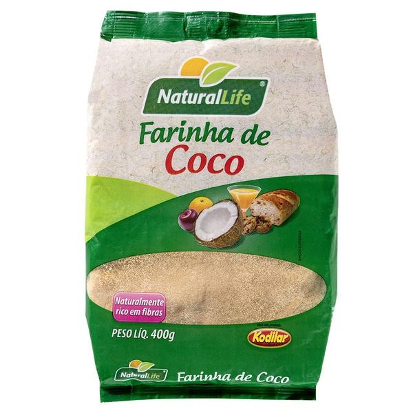 Farinha de Coco 400g