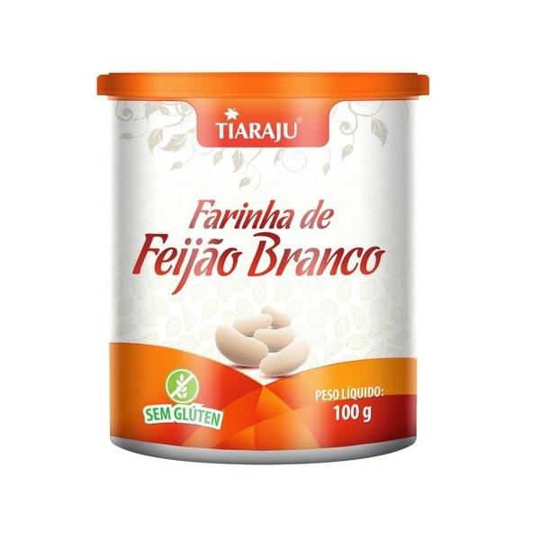 Farinha de Feijão Branco 100g