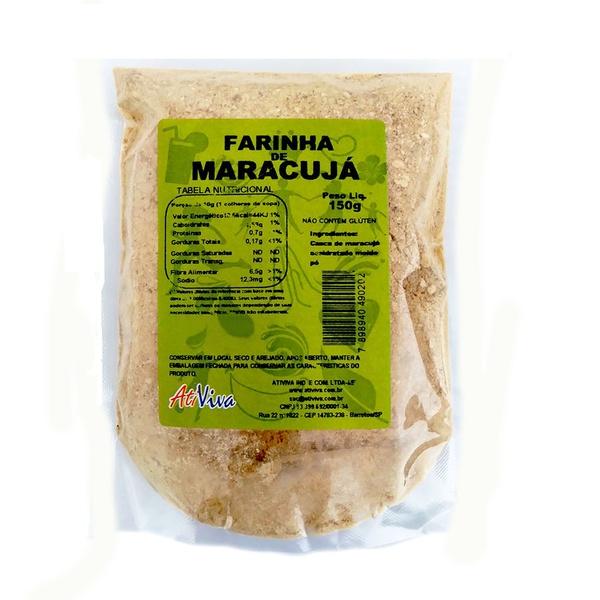 Farinha de Maracujá 150g