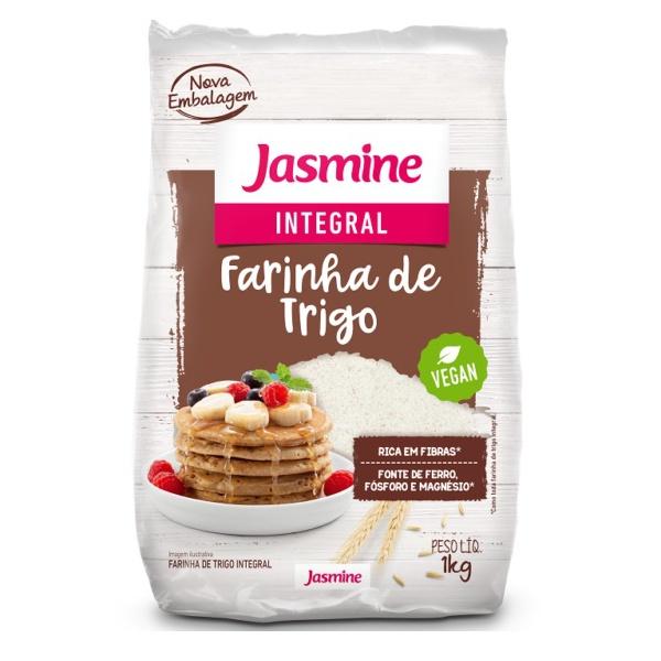 Farinha de Trigo Integral Vegan 1kg