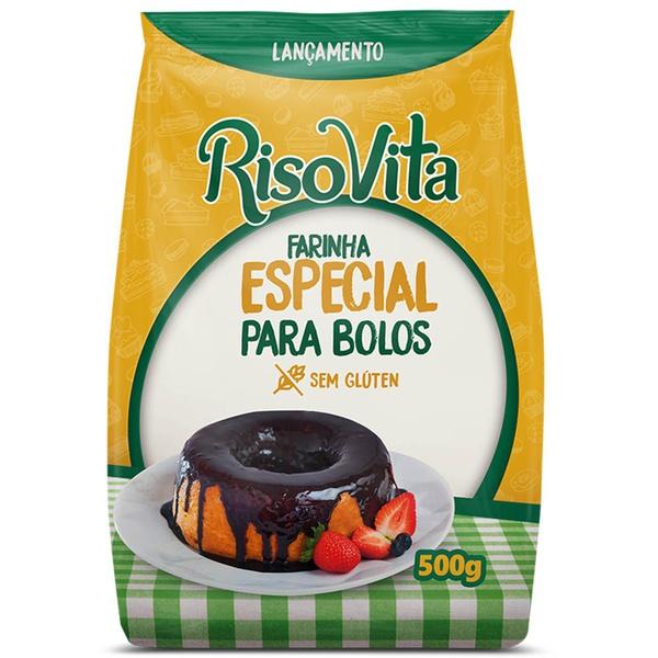 Farinha Especial Para Bolos 500g