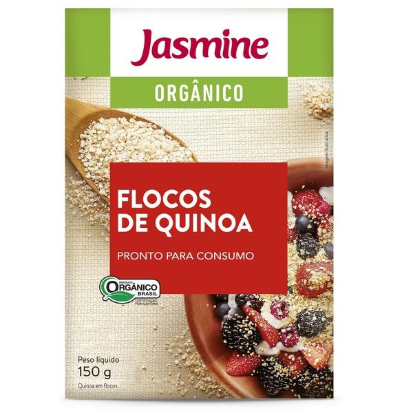 Flocos de Quinoa Orgânico 150g
