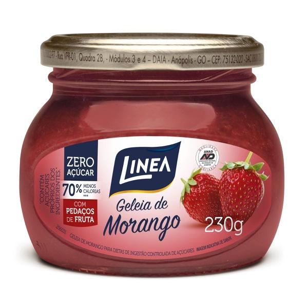 Geleia de Morango Zero Açúcar 230g