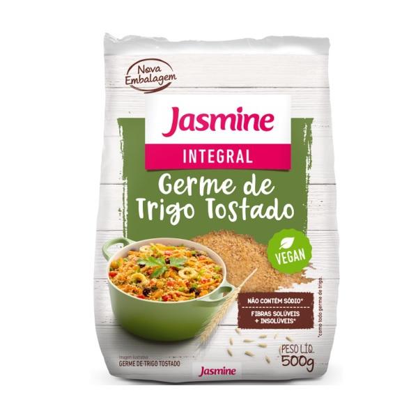 Germe de Trigo Tostado Integral 500g