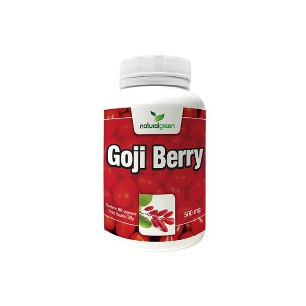 Goji Berry 60 cápsulasx500mg
