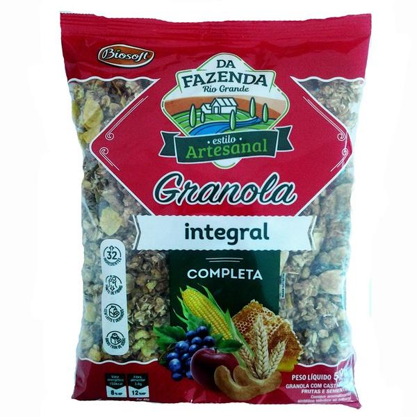 Granola Integral Completa 500g