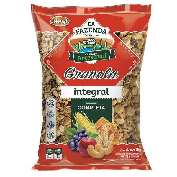 Granola Integral Leve Completa 1kg