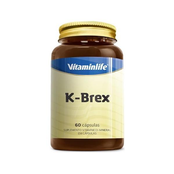 K-Brex Vitaminlife 60 caps