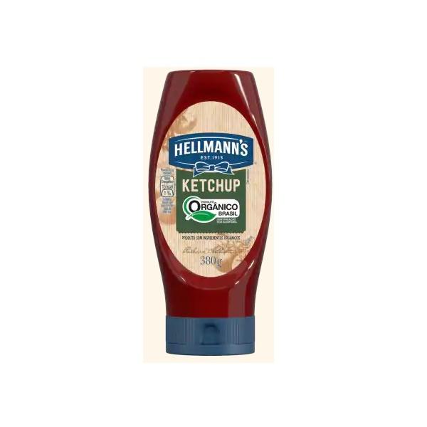 Ketchup Orgânico Hellmann's 380g