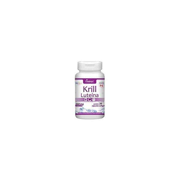 Krill Luteina 30 cápsulasx660mg