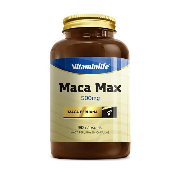 Maca Max for Men Vitaminlife 90 caps x 500mg