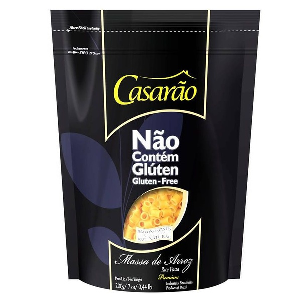 Macarrão de Arroz Ave Maria 200g