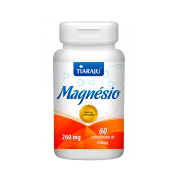 Magnésio 60 comp x 650mg
