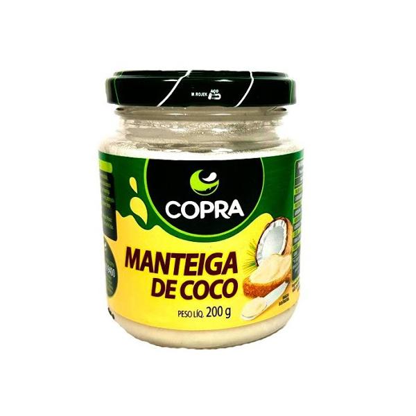 Manteiga de Coco 200g