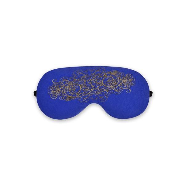 Máscaras de Dormir com Ervas Aromáticas Capim Cidrão 9cmx18cm