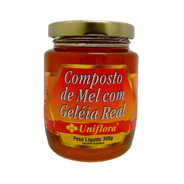 Mel Geléia Real 300g