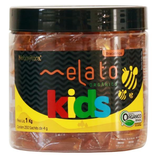 Melato Kids Bracatinga Orgânico 250 sachês x 4g