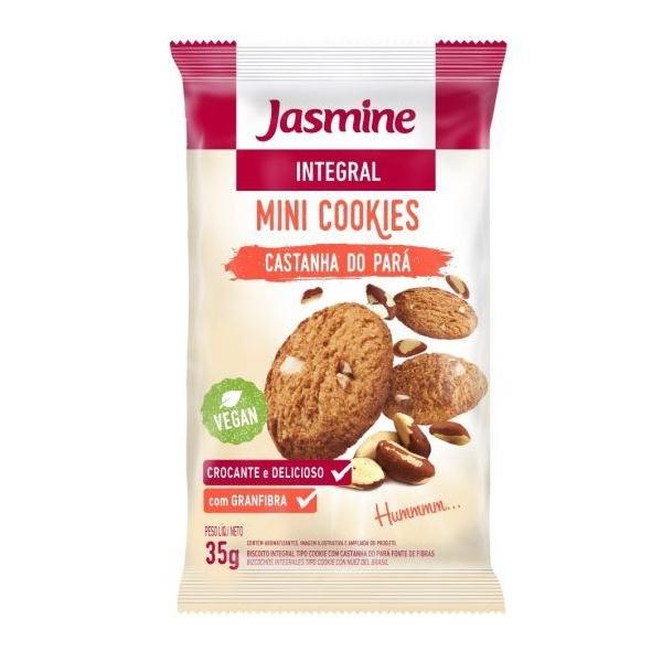Mini Cookies Integral Castanha-do-Pará Display 12x35g