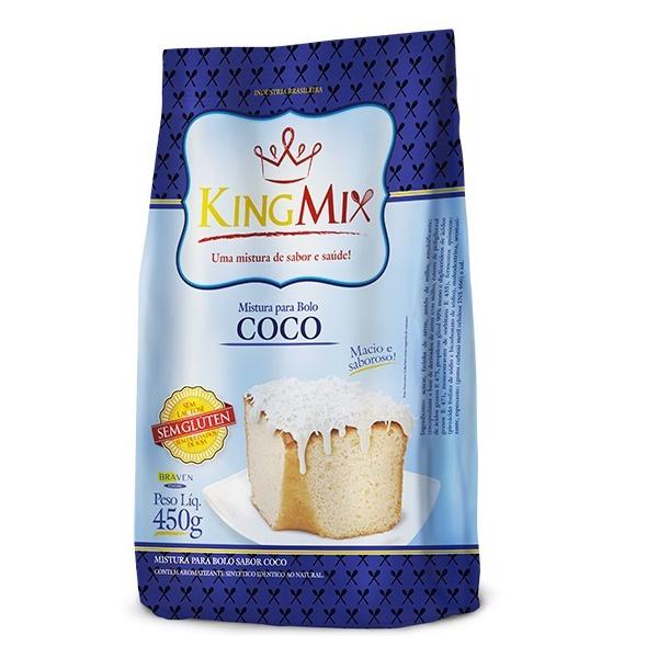 Mistura Para Bolo Coco 450