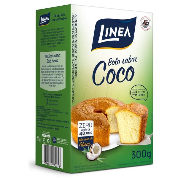 Bolo Sabor Coco Zero Açúcar 300g