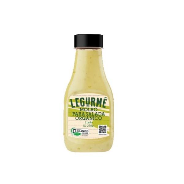 Molho Para Salada Limão 270g