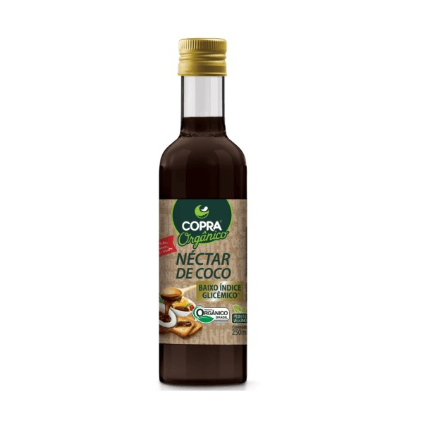 Nectar de Coco Orgânico 250ml