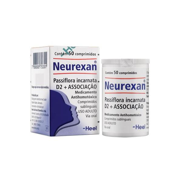 Neurexan 50 comprimidos