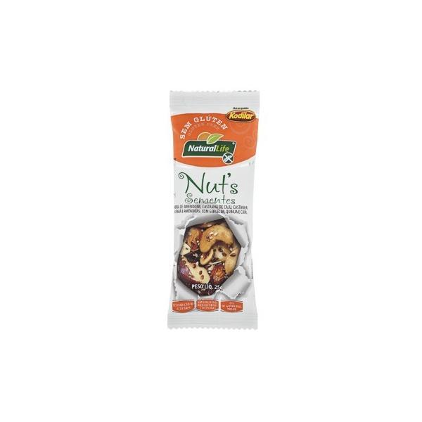 Nuts Sementes 25g