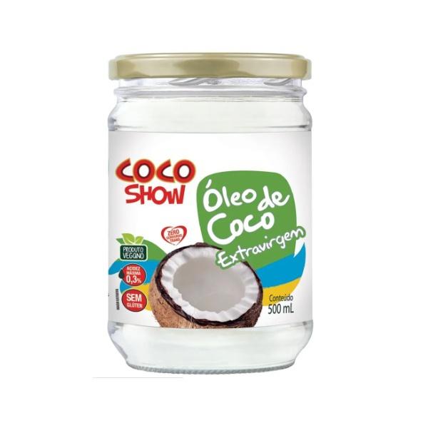 Coco Show Óleo de Coco 500ml