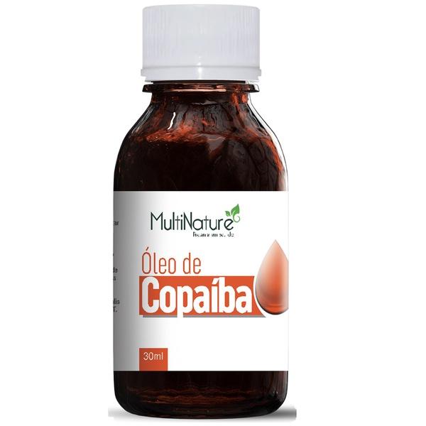 Óleo de Copaíba 30 ml