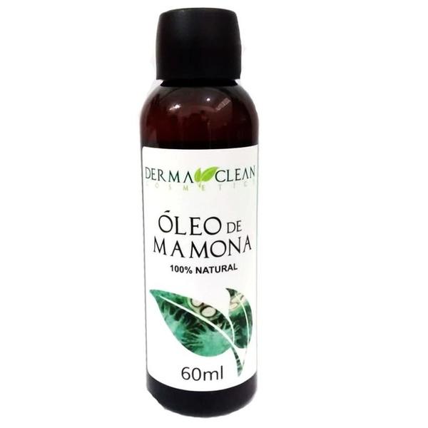 Óleo de Mamona 60 ml