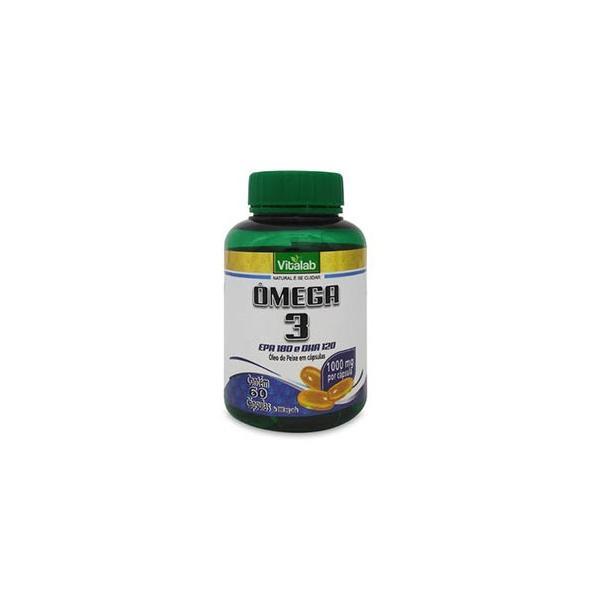 Oleo de Peixe Ômega 3 60caps x 1g