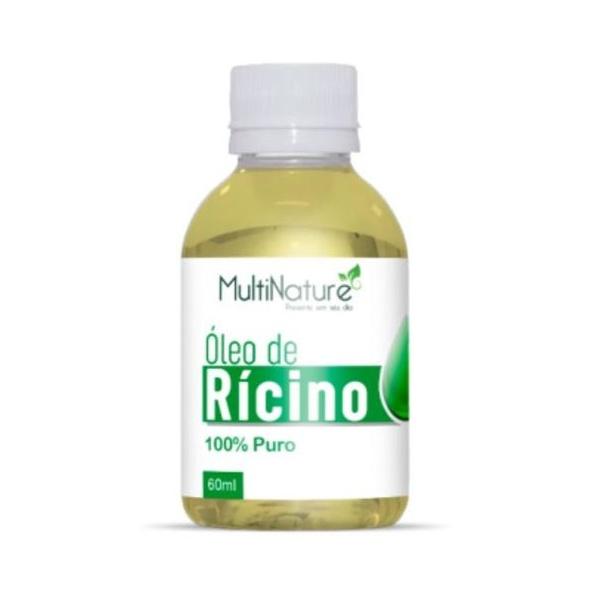 Óleo de Rícino 60 ml