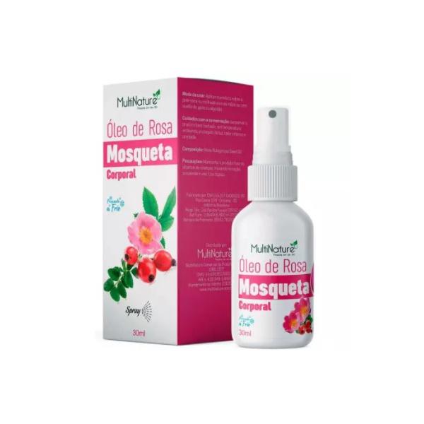 Óleo de Rosa Mosqueta Spray 30ml