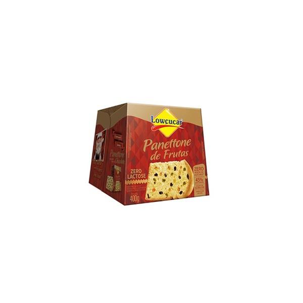 Panettone Frutas Zero Açúcar 400g