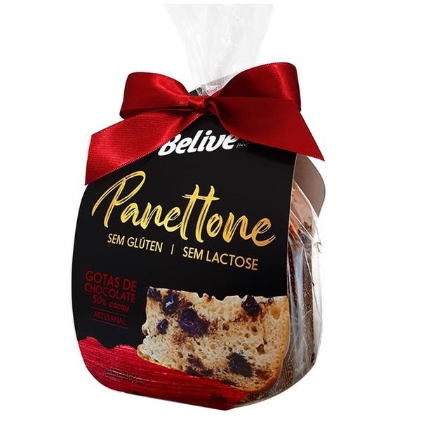 Panettone Gotas de Chocolate 350g