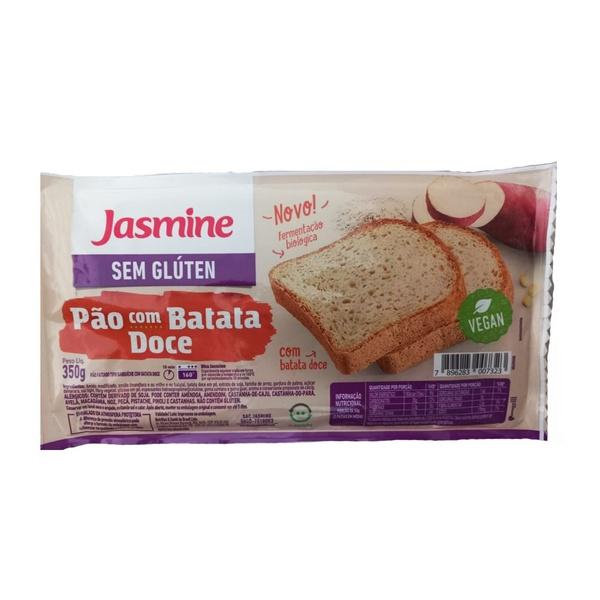 Pão Com Batata Doce Vegano 350g