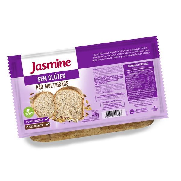 Pão Multigrãos Sem Glúten Vegan 350g