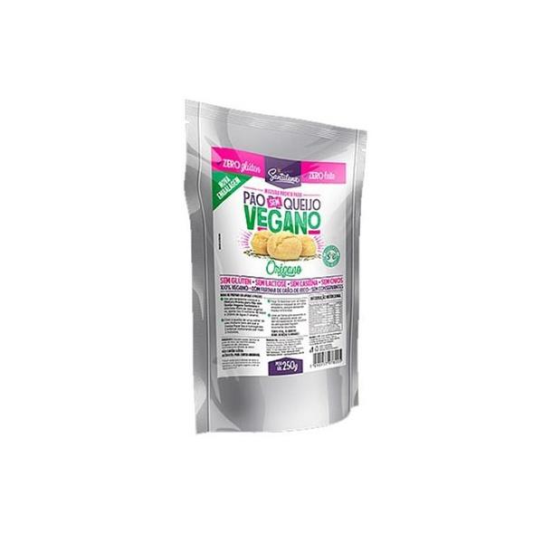 Mix Pão sem Queijo Vegano Sabor Orégano 250g