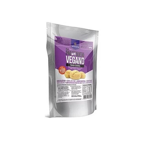 Mix Pão sem Queijo Vegano Tradicional 250g