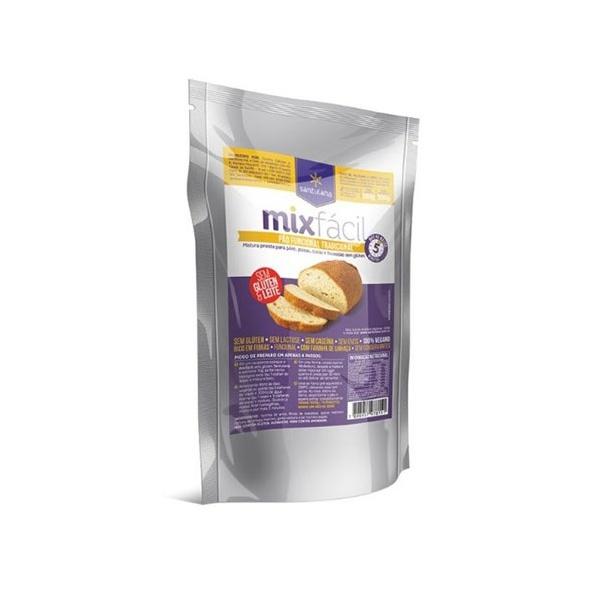 Mix Pão Vegano Tradicional 250g