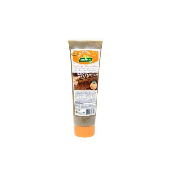 Pasta de Amendoim com Açúcar de Coco e Sal Rosa do Himalaia 280g