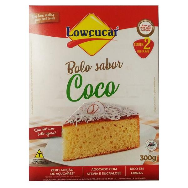 Bolo Coco Zero 300g