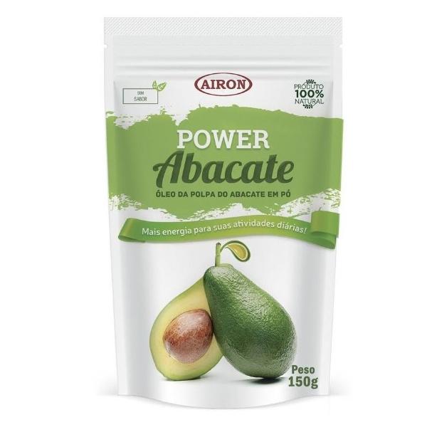 Power Abacate (Óleo de Abacate em Pó) 150g