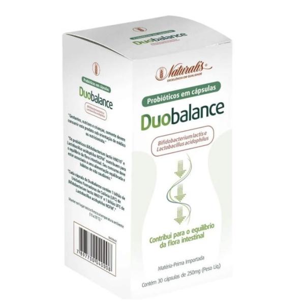 Probióticos Duobalance 30caps x 250mg