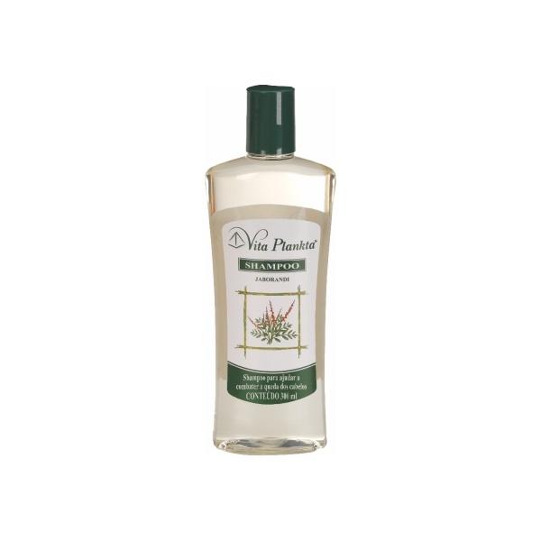 Shampoo Jaborandi Sem Sal 300ml