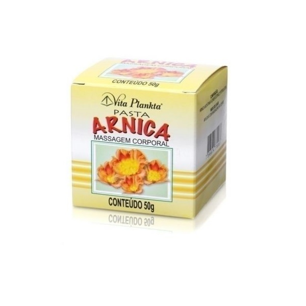 Pasta de Arnica 50g