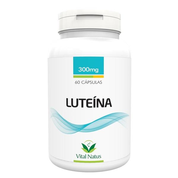 Luteína Vital Natus 60 cápsulas x 300mg